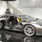 El futuro de Lamborghini está hecho de esta extraña materia
