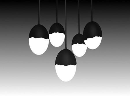 Lámpara de huevos