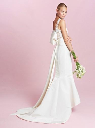 Oscar de la Renta Bridal Invierno 2015