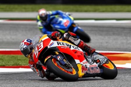 MotoGP Américas 2015: Marc Márquez vuelve a dejar a todos con la boca abierta