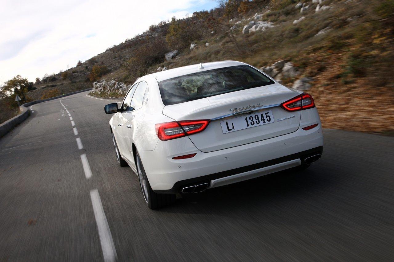 Foto de Maserati Quattroporte (2013) (32/47)