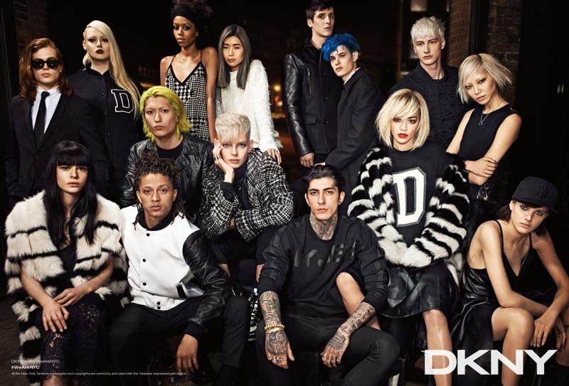 Foto de DKNY Campaña Otoño-Invierno 2014/2015 (4/5)