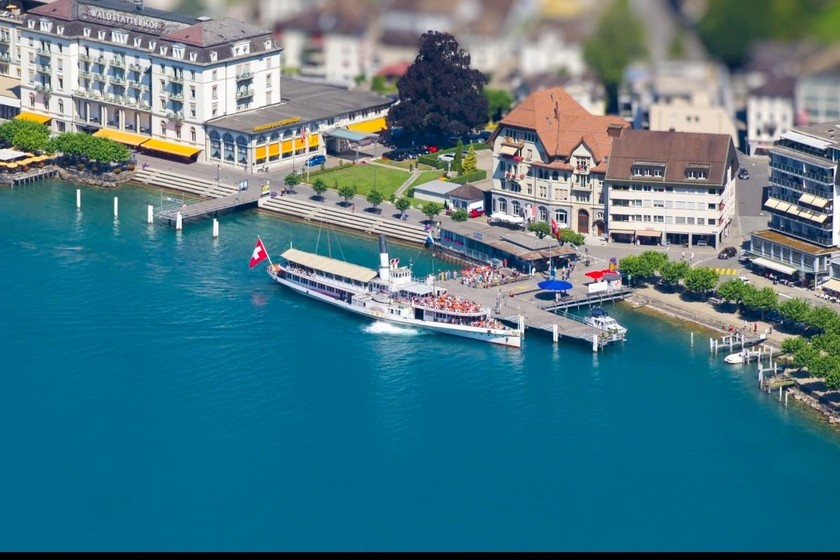 Suiza en miniatura. Vídeos inspiradores