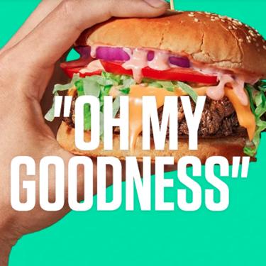 """Burger King planea lanzar una """"hamburguesa imposible"""" sin carne de res"""