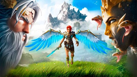 Probamos 'Immortals Fenyx Rising': una aventura llena de criaturas mitológicas, poderes divinos y armas espectaculares