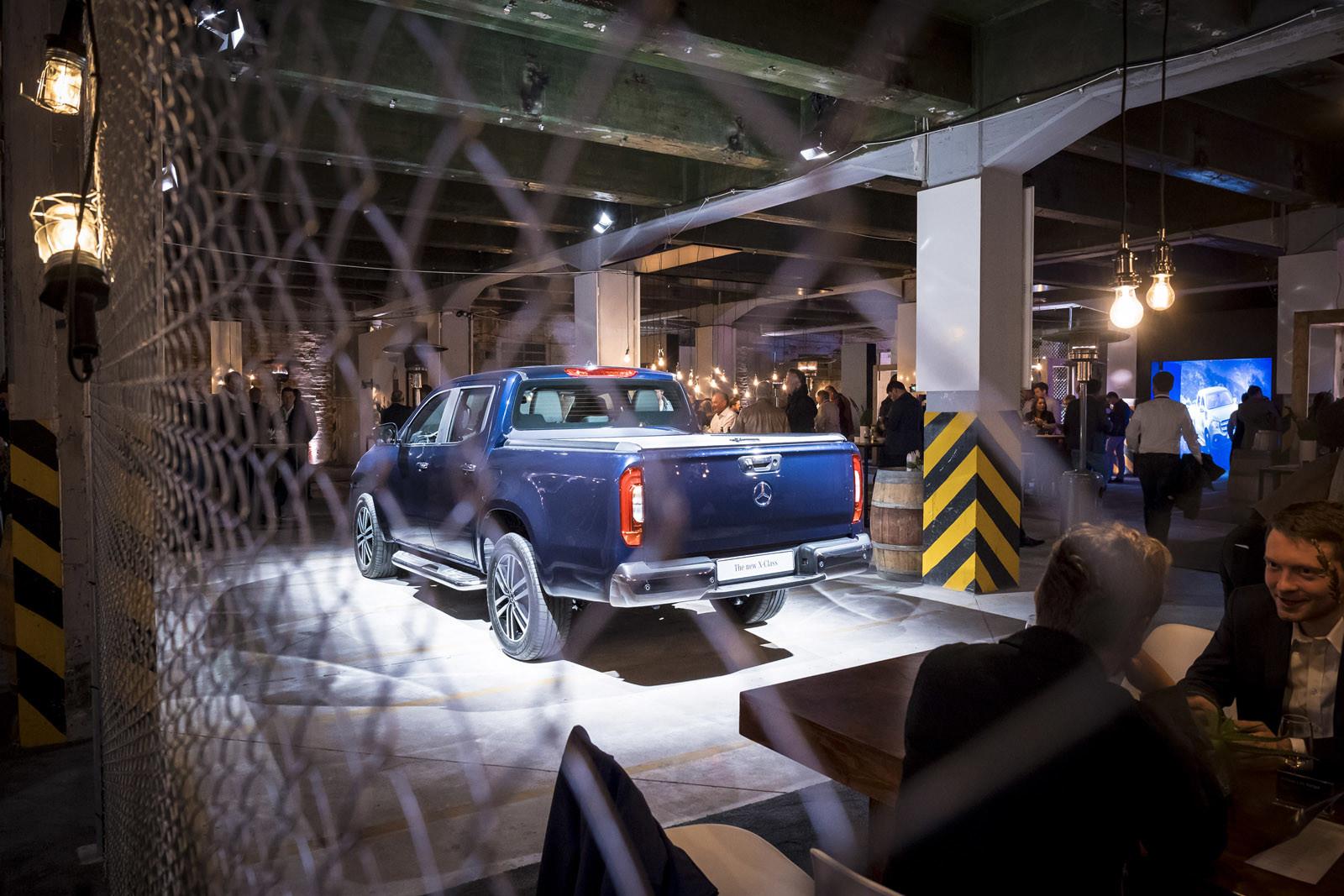 Foto de Mercedes-Benz Clase X, primeras impresiones (29/70)
