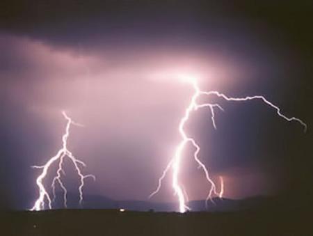 Relámpago de Catatumbo, un fenómeno meteorológico que atrapa por su fuerza