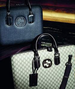 Gucci presenta su nueva colección de viaje