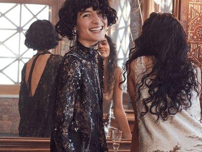 Terciopelo, lentejuelas y metalizados: ya está aquí la colección de fiesta de Zara
