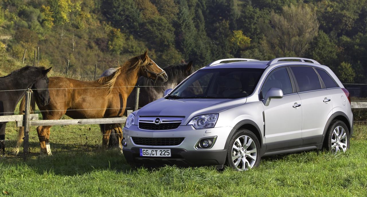 Foto de Opel Antara 2011 (20/38)