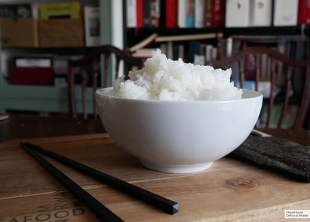 La receta más fácil de arroz para hacer sushi casero