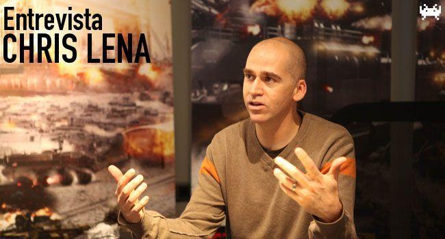 Entrevista a Chris Lena