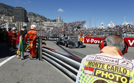 Gran Premio Mónaco Fórmula 1: una de cal y una de arena (Carrera)
