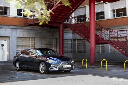 Lexus Es 300h 2021 Prueba 015