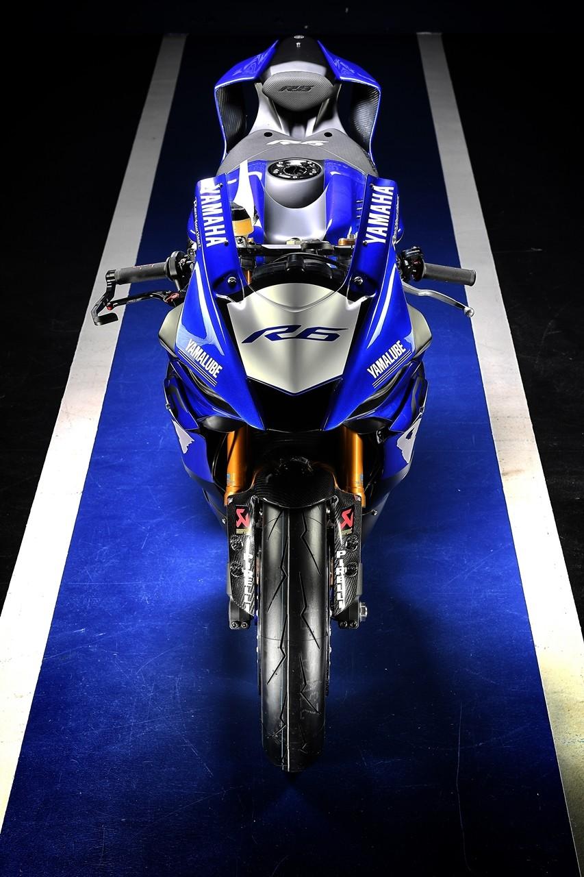 Foto de Yamaha YZF-R6 2017 Race Ready (14/27)