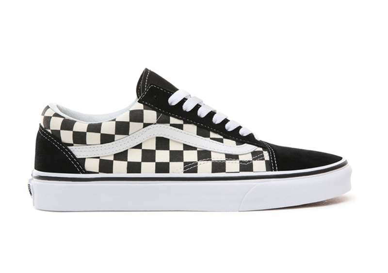 Zapatillas casual UA Old Skool Primary Check Vans