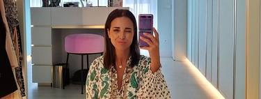 Paula Echevarría y su look boho más ideal