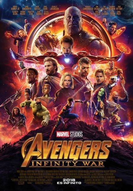 Avengers Infinity War Poster Final