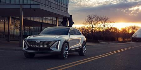 Lyriq, el primer SUV 100% eléctrico de Cadillac, comenzará su producción en 2022 y su precio inicial será de 1.2 millones de pesos