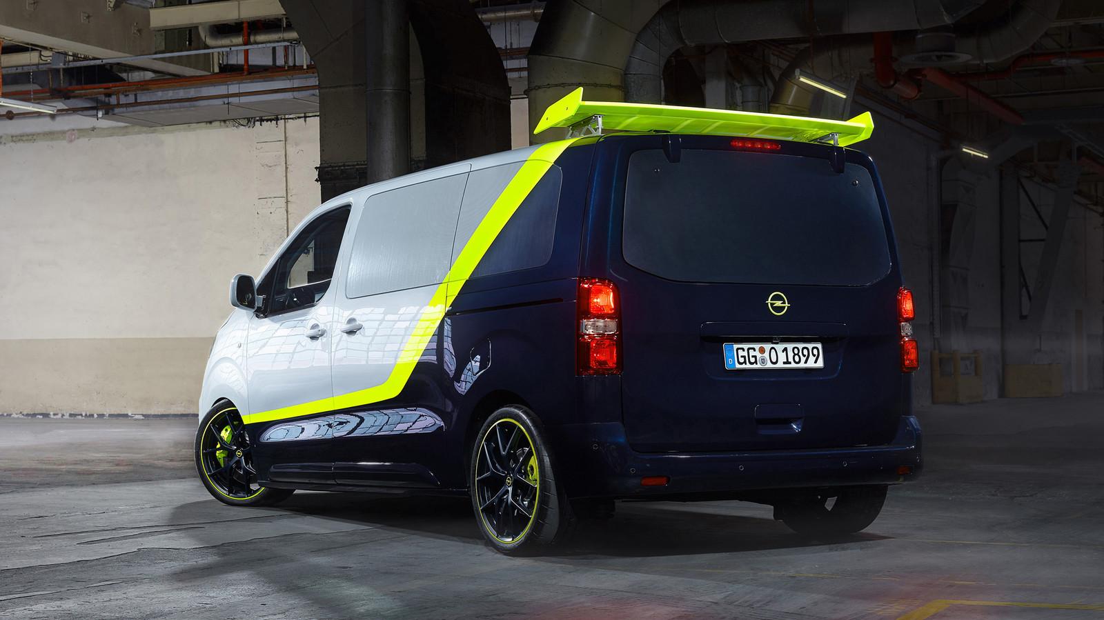 Foto de Opel Zafira Life O-Team (2/10)