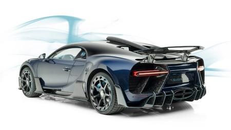 El Bugatti Chiron Centuria de Mansory sale a la venta: nada menos que 4,25 millones de euros