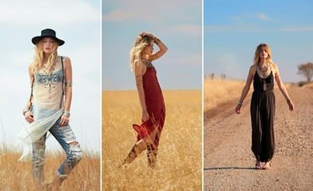free people maxi vestidos