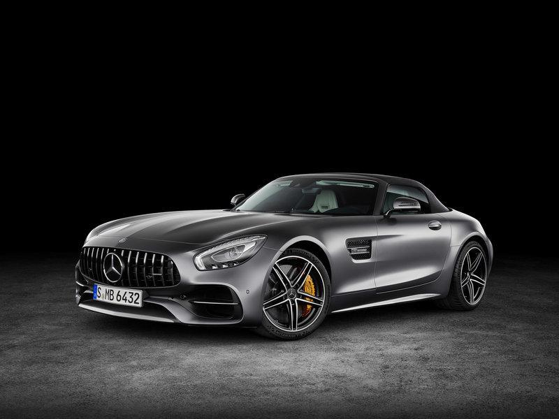 Foto de Mercedes-AMG GT roadster (1/14)