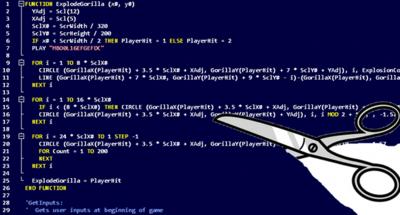 La productividad mal entendida: midiendo el número de líneas de código