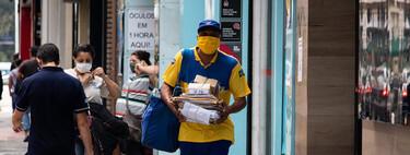 Barcelona implantará una tasa al reparto del comercio online para proteger al tradicional
