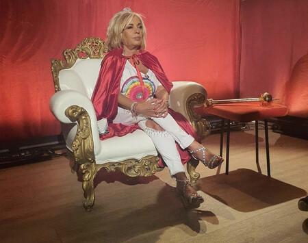 Carmen Borrego, la reina de