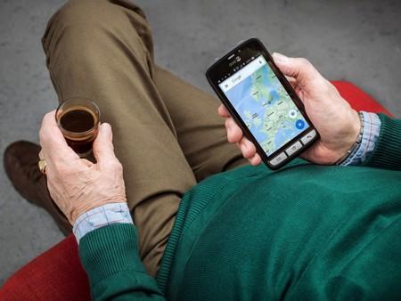 Los mejores smartphones Android para personas mayores