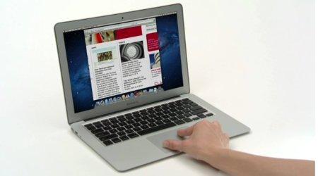 os x lion apple gestos trackpad