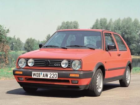 Golf Gti Mk Ii 1989