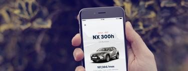 Comprar un coche por Internet con Trive es tan fácil como pedir una pizza (y además puedes probarlo antes)