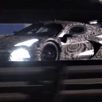 Así de celestial suena el Corvette C8.R de motor central en el trazado de Sebring