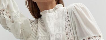 Si sueñas con ser la nueva integrante de Los Bridgerton estas blusas de la nueva colección de Sfera te trasladarán a esa época