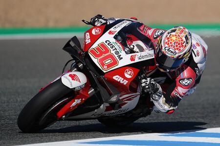 Nakagami Jerez Motogp 2021