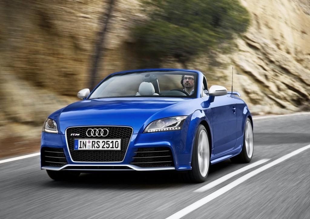 Foto de Audi TT RS (11/13)