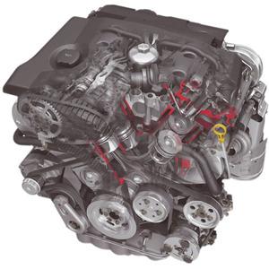 Citroën lanzará un nuevo motor 3.0 V6 HDi