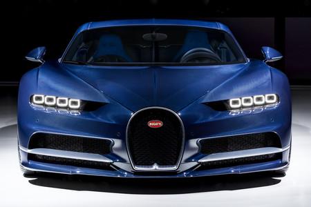 ¿Quieres un Bugatti Chiron y lo quieres ya? Sáltate la cola por sólo 3,4 millones de euros