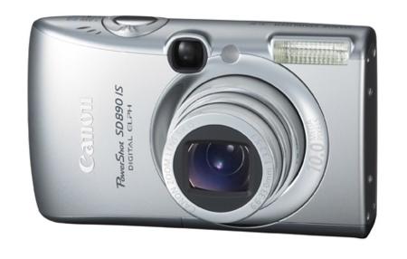 Canon Powershot SD890, SD790 y SD770