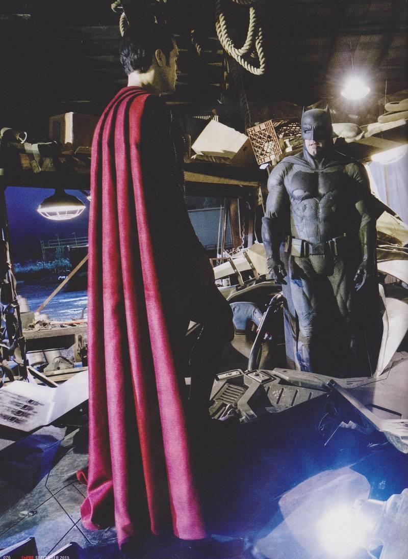 Foto de 'Batman v Superman: El Amanecer de la Justicia', más imágenes oficiales (de la revista Empire) (6/9)