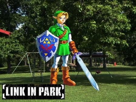 Imagen de la semana: Link in Park