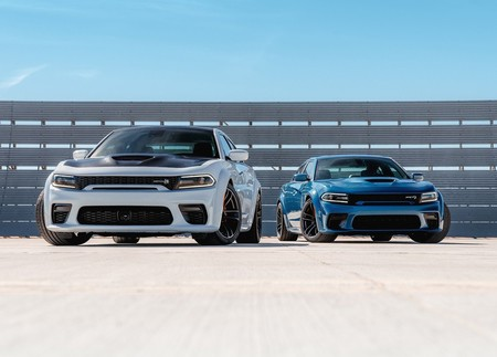 Dodge Charger Srt Hellcat Widebody 2020 1600 26