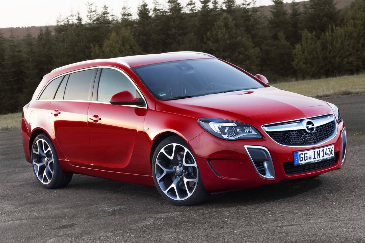 Foto de Opel Insignia OPC 2014 (12/40)