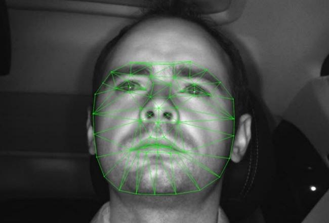 Seguridad en el coche con reconocimiento de rostros