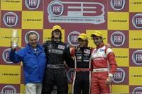 Roberto Merhi no da opción y Germán Sánchez se proclama campeón