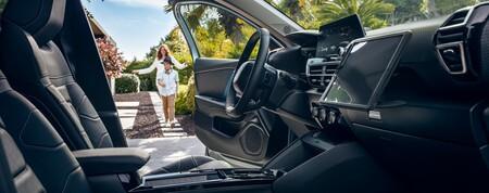 Citroën ë-C4 Interior