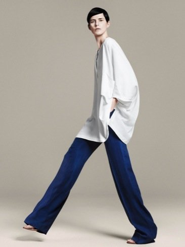 Catálogo Zara de moda Primavera-Verano 2011 ancho
