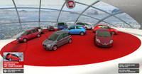 Nuevo sitio web de Fiat para Reino Unido